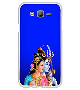ifasho Siva Parvati Back Case Cover for Samsung Galaxy J5