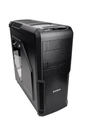 ZALMAN Z3PLUS ATXミドルタワー PCケース(Z9Plus後継モデル)  ブラック 日本正規代理店品 CS4385 Z3PLUS