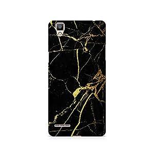 TAZindia Designer Printed Hard Back Case Cover For Oppo F1