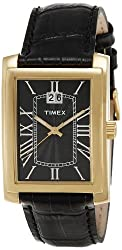 Timex Fashion Analog Black Dial Mens Watch - G701