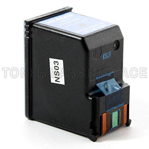 Inkuten © Replacement For Hewlett Packard (Hp) Cc635A (Hp 701) Hp701 Pigment Black Ink Cartridge