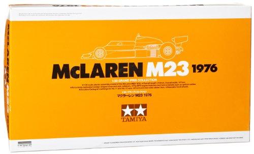 1/20 グランプリコレクション No.62 マクラーレン M23 1976