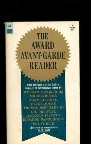 The Award Avant-Garde Reader