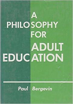 philosophy of adult learner