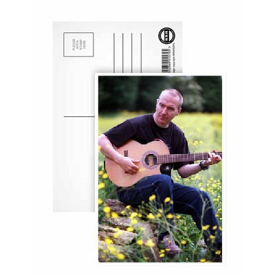 Midge Ure - Postcard (Pack of 8) - 6x4 inch - Art247 Highest Quality - Standard Size - Pack Of 8
