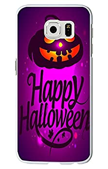 buy Galaxy S6 Case, Samsung Galaxy S6 Case Slim Fit Hard Back Cover For Galaxy S6 Happy Halloween