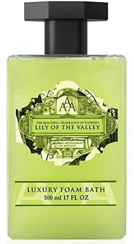 AAA Floral Lily Of The Valley Luxury Foam Bath 500ml 500 Ml Bath