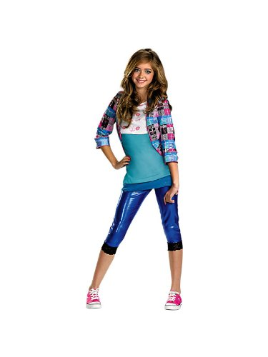 Disguise Disney Shake It Up Cece Season 2 Classic Tween Costume, 7-8