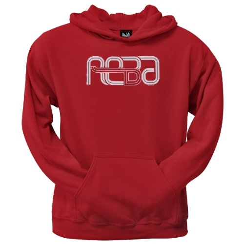 Old Glory Mens Phish - Reba Pullover Hoodie - 2X-Large Red