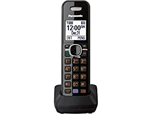 Panasonic KX-TGA680B DECT 6.0 Plus Accessory Handset