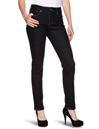 Levi's - Jeans - Slim - Femme - Bleu (Richest Indigo (Richest Indigo Chevy Fancy)) - W25/L32 (Taille fabricant: 25/32)