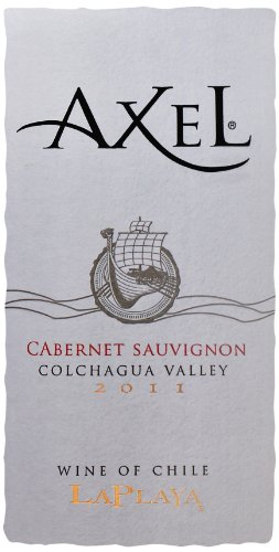 2012 Axel Chile Cabernet Sauvignon 750 Ml