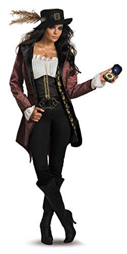 Disney Pirates Of The Caribbean Angelica Prestige Costume