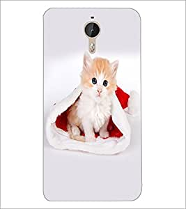 PrintDhaba Cute Kitty D-2115 Back Case Cover for LETV LE 1 PRO ULTRA (Multi-Coloured)