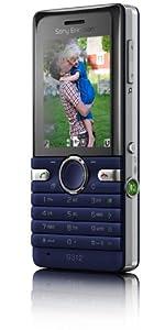 Sony Ericsson S312 dawn blue Handy