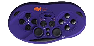 Shogun Bros. Wireless Gamepad Mouse - Chameleon X-1