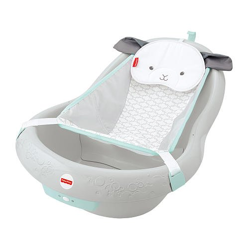 Fisher-Price My Little Lamb Platinum Edition Calming Vibrations Tub (Fisher Little Lamb compare prices)