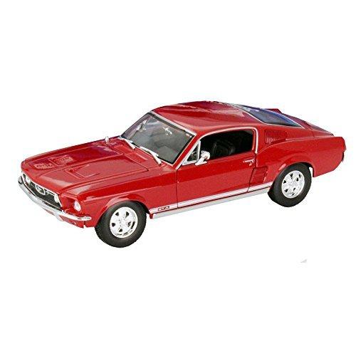 maisto-531166-ford-mustang-fastback-1967-coche-a-escala118