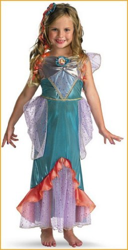 Disney Costumes Ariel Little Mermaid for Girls