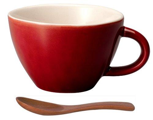 KINTO スープカップ ほっくり 赤 34315