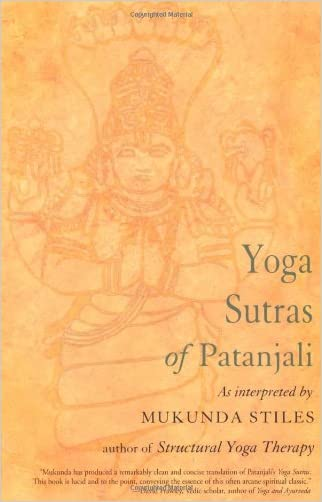 Yoga Sutras of Patanjali: With Great Respect and Love