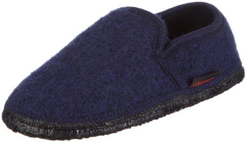 Giesswein - Pantofole Niederthal, Unisex adulto, Blu (Azul), 41