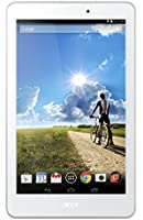 "Acer Iconia Tab A1-840FHD Tablet, 7.9"" IPS FULL HD, Processore Intel® Atom(TM) Z3745 Quad-Core, RAM 2 GB, HDD 16 GB, Doppia Fotocamera, Android 4.4 Kit Kat, colore: bianco"
