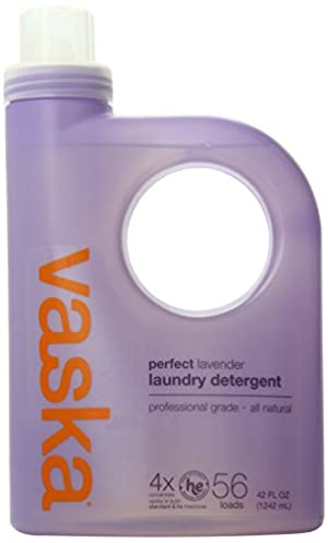 vaska Perfect Laundry Detergent, Lavender, 42 Fluid Ounce