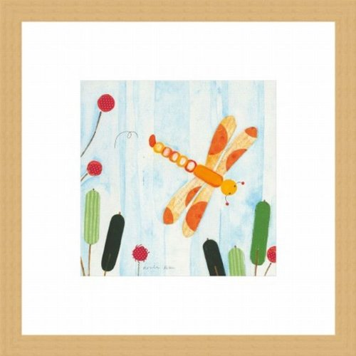 Barewalls Wall Decor by Nicole Bohn, In the Dragonflies Garden