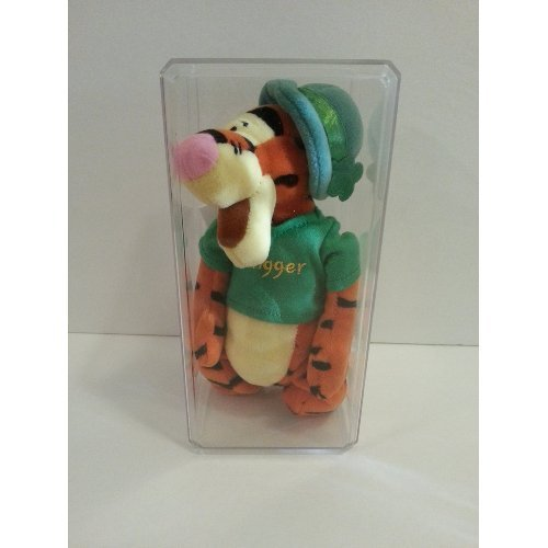 Disney Mini Beanbag St. Patrick's Day Tigger - 1