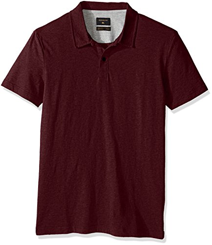 Quiksilver -Polo Uomo    Port Royal Heather Small