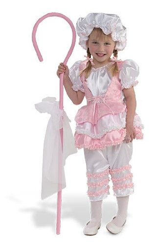 Princess Paradise - Little Bo Peep Toddler/Child Costume (Toddler Bo Peep Costume)