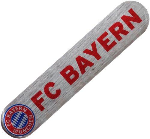FC Bayern München 3D Aufkleber FC Bayern, 10x2cm