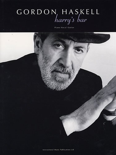 Harry's Bar: (Piano/vocal/guitar)