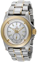 REACTOR Men's 94105 Helium Mother of Pearl Dial Two-Tone Sport Watch