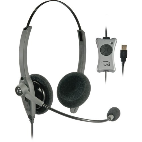 Vxi 203012 Vxi Talkpro Uc2 Headset Landline Telephone Accessory