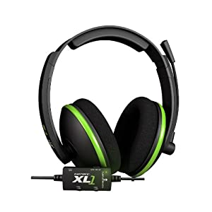Turtle Beach Ear Force XL1 Headset Xbox 360 (Colour May Vary)