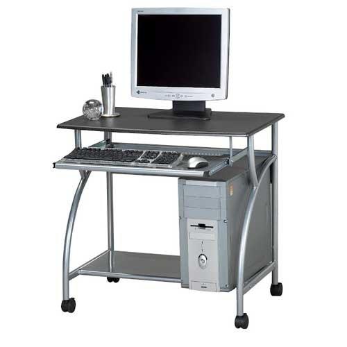 Argo PC Workstation Anthricite