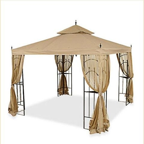 fb5e941e5221 Replacement Canopy for Home Depot s Arrow Gazebo with Rip Lock Technology  image