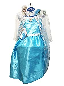 Disney Frozen Dress - Elsa, 4-6x