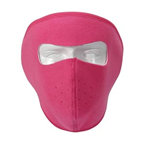 Buy Fleece Ski Face Mask for Winter by Qing Outdoor