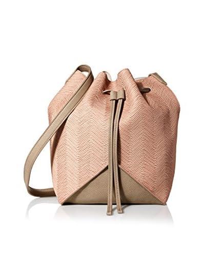 Danielle Nicole Women's Mercer Bucket, Light Pink
