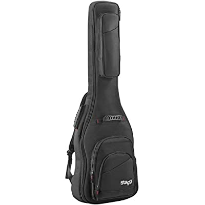 Stagg STB-10 UB Full Size Bass Guitar Bag