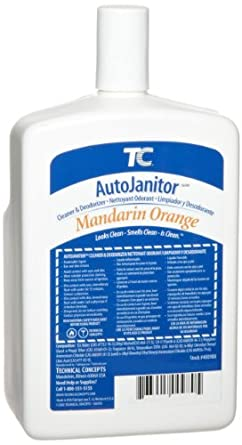 Rubbermaid Commercial Fg400980 Cleaner And Deodorizer Refill For Auto Janitor Toilet And Urinal