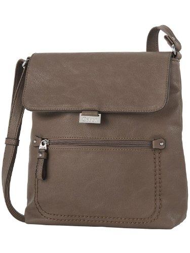 Gabor 6870 Ina Ladies Cross-Body Bag Taupe