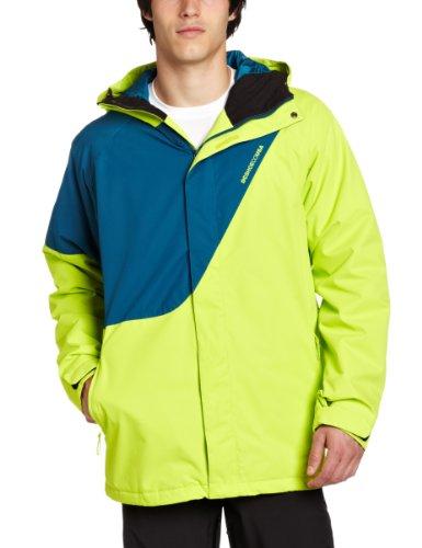 DC Men's Form Jacket, Lime, X-Large