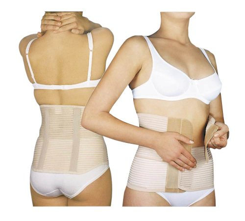 DELUXE POST NATAL ABDOMINAL SUPPORT BELT - essential