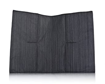 Allett Men's Original Wallet Black Nylon