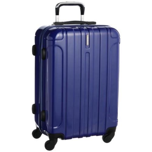 [ピジョール] PUJOLS ピジョール アイアンIII スーツケース 55cm・45リットル・3.4kg 05722 03 (コバルトブルー)