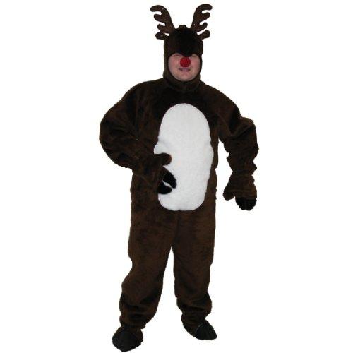 Adult Size Reindeer Suit